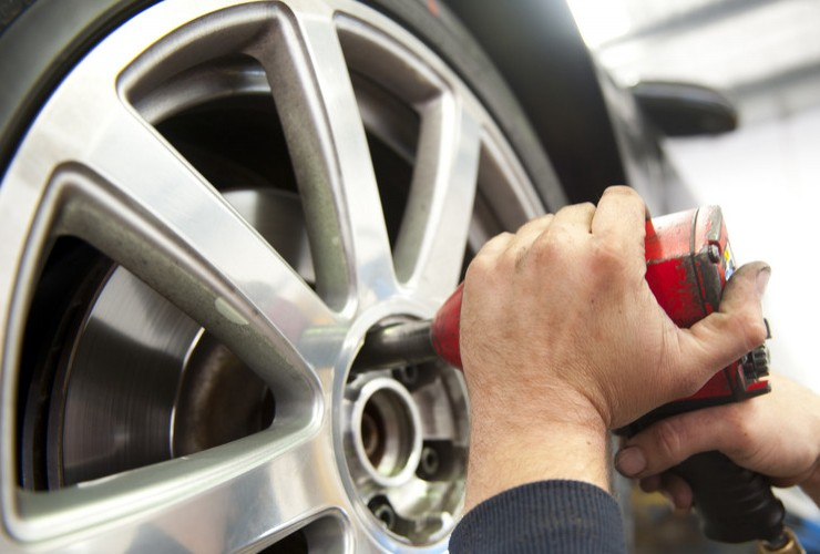 Alloy Wheel Repair from £55