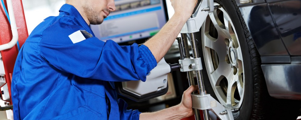 4 wheel alignment Canterbury Kent