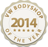 Volkswagen Bodyshop of the Year 2014